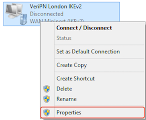 How to configure Windows 8 for ikev2 step 8